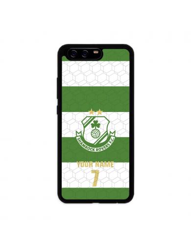 Shamrock Rovers F.C. Crest...